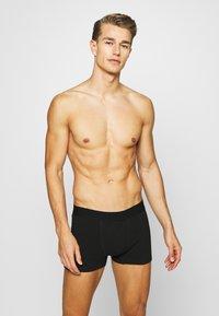 Burton Menswear London - CORE TRUNK 3 PACK - Pants - grey - 3