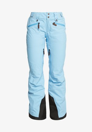 ZERMATT PANTS - Snow pants - aqua blue
