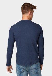 TOM TAILOR DENIM - Long sleeved top -  blue - 2