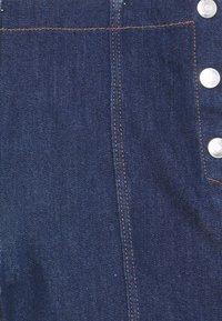 ARKET - SHORT - Denim shorts - blue light - 2