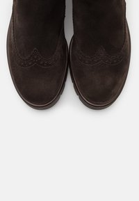 Gabor - Platform ankle boots - brown - 5