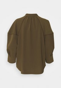 See by Chloé - Blouse - dark olive - 1