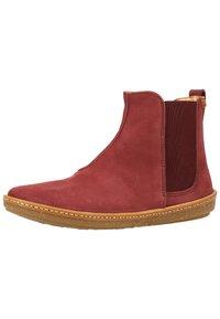 El Naturalista - Classic ankle boots - rioja - 2