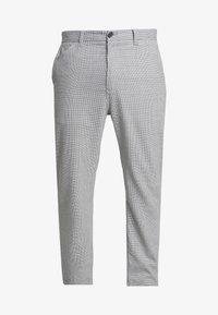 MENSON PANT MONTEBELLO - Trousers - lewis/black rigid