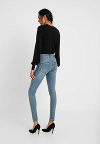 Dr.Denim Tall - LEXY - Jeans Skinny Fit - west coast blue - 2