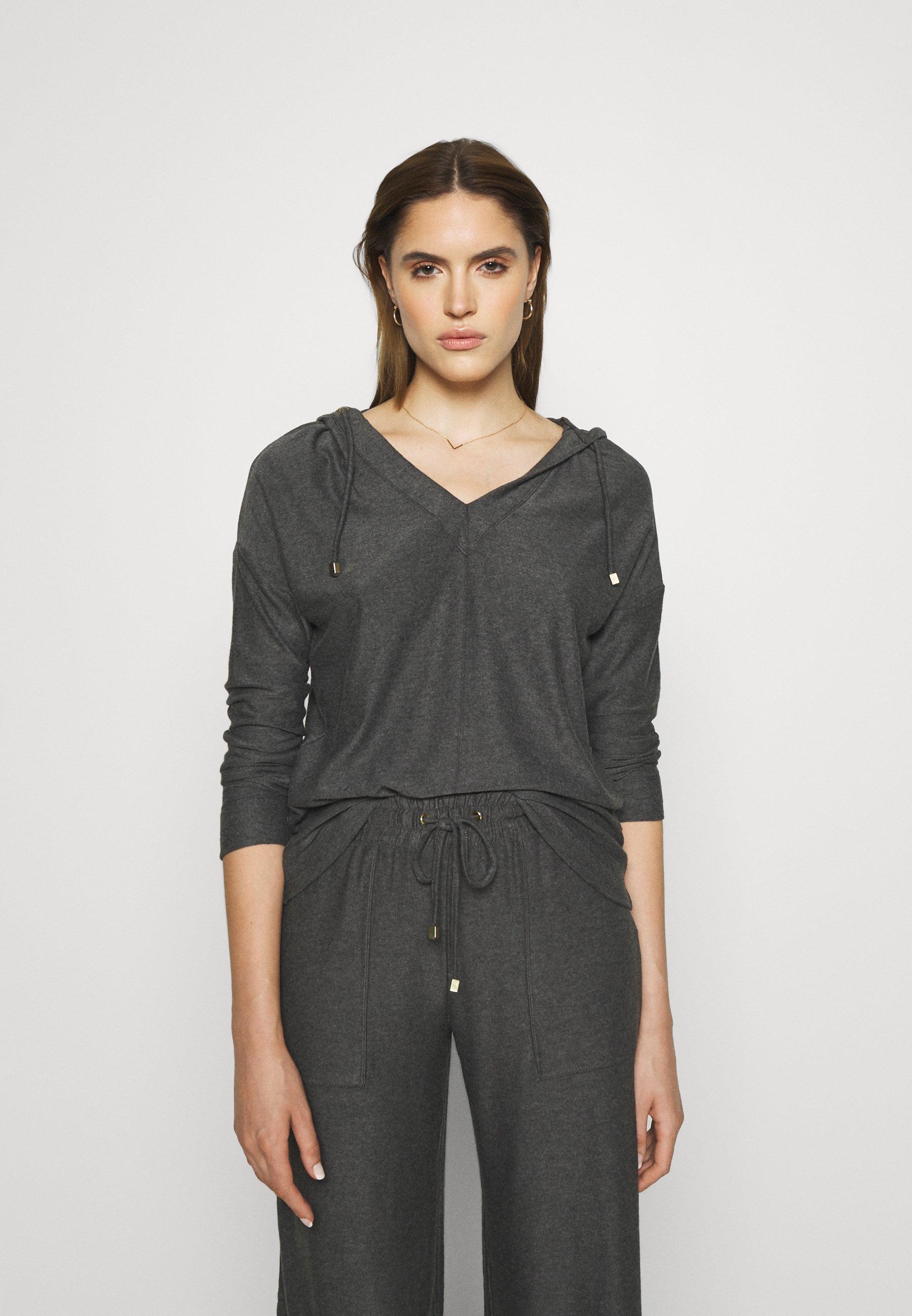 Damen FLEXI HOODIE - Nachtwäsche Shirt