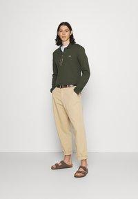 Dr.Denim - JAY PANT - Jeans straight leg - sand - 1