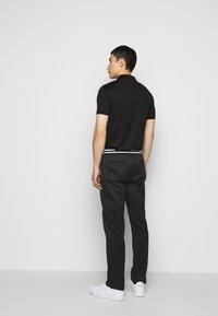 Emporio Armani - Kalhoty - black - 2