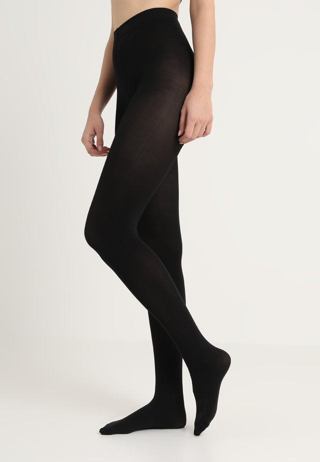 DUBLINO TIGHTS - Tights - nero