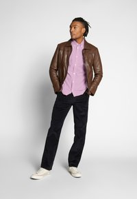 Tommy Jeans - OXFORD SHIRT - Koszula - pearly pink - 1