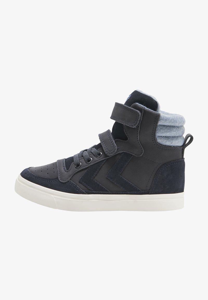 Hummel - STADIL  - High-top trainers - dark blue