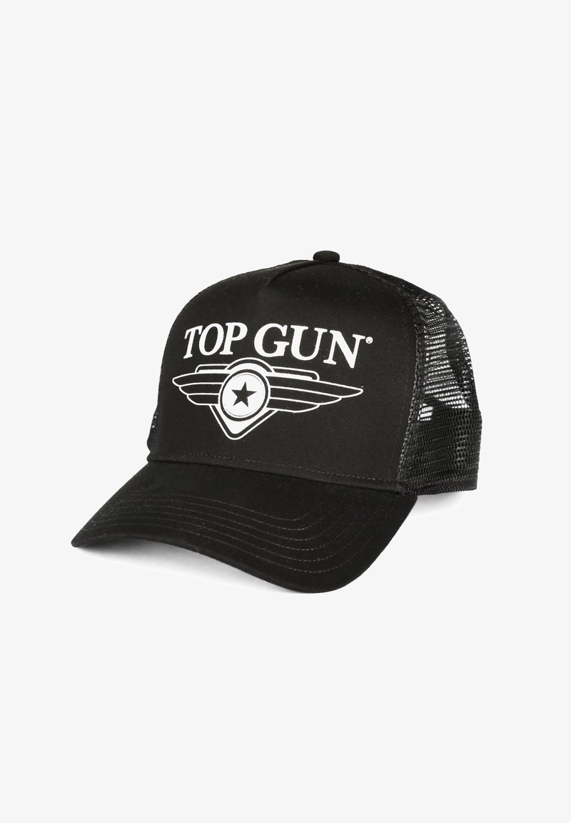 TOP GUN - 3008 - Cap - black