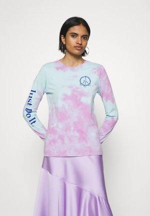 TEE WASH  - Long sleeved top - glacier ice
