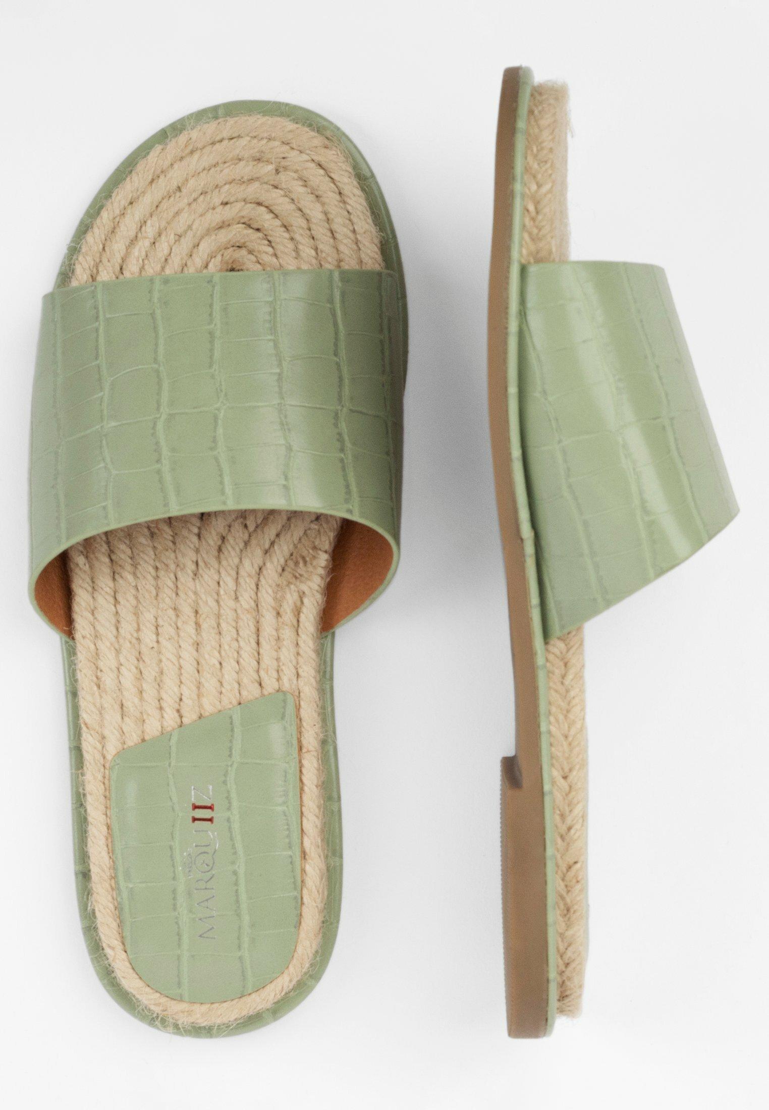 Apart Pantolette flach mint