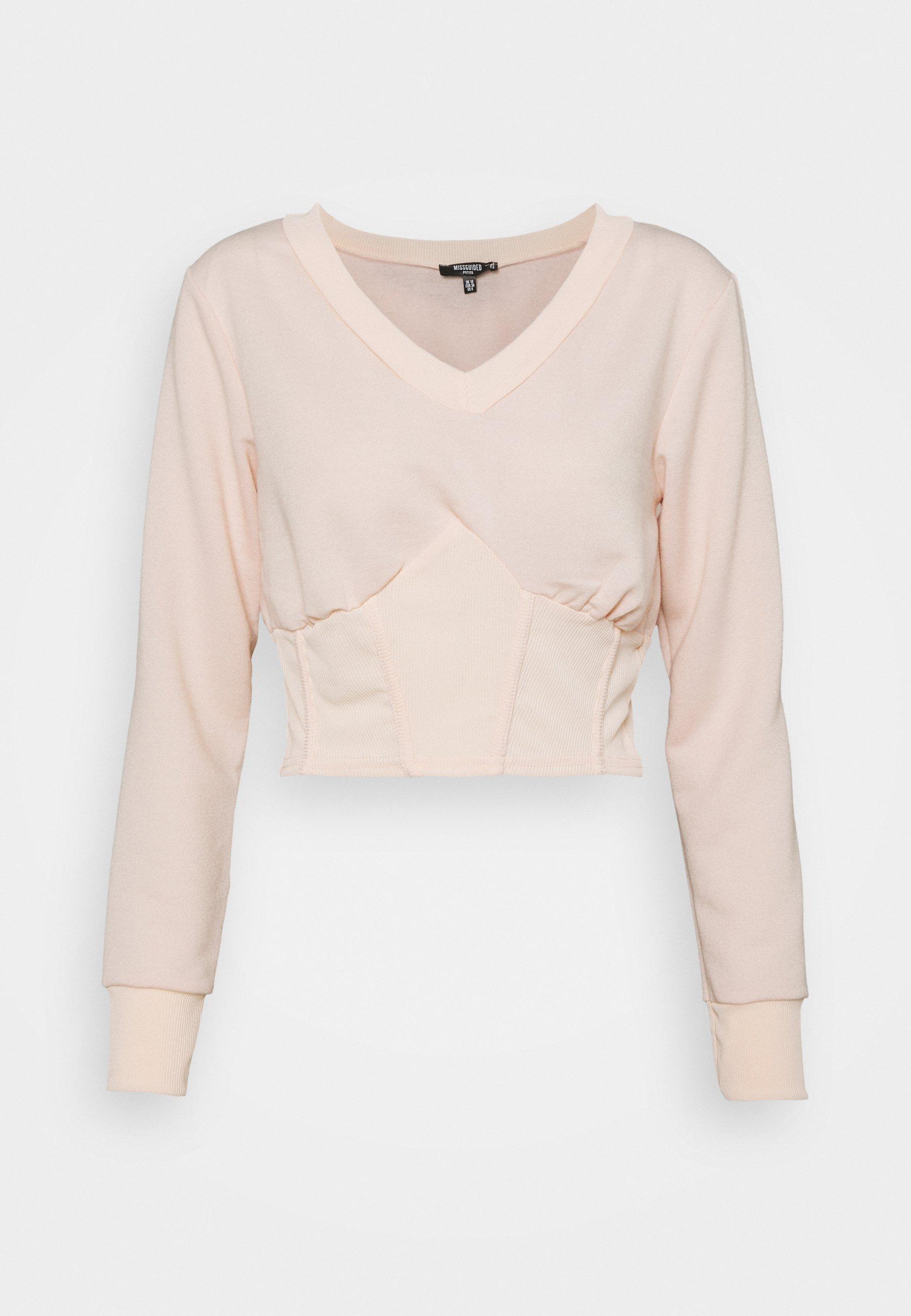 Women CORSET - Sweatshirt