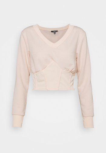CORSET - Sweatshirt - baby pink