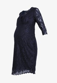 JoJo Maman Bébé - OCCASION DRESS - Day dress - navy - 4