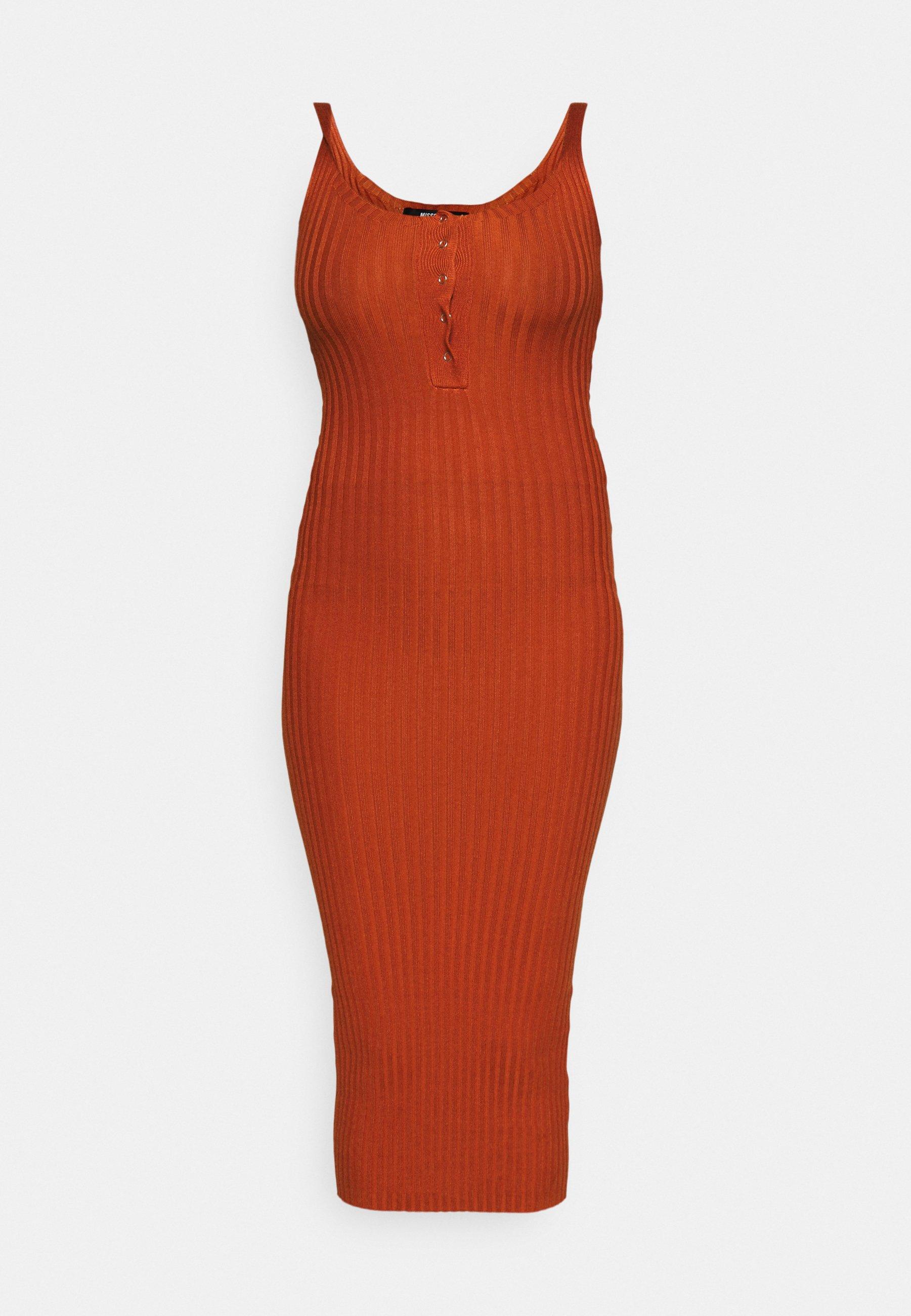 Women POPPER MIDAXI DRESS - Shift dress