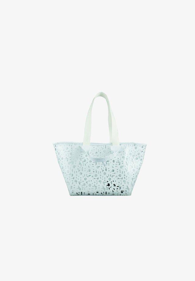 ZAHA  - Shopping bag - white
