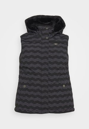 HESTY - Vest - black