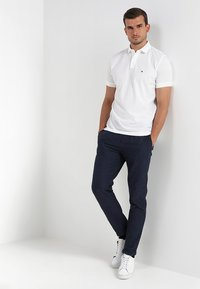 Tommy Hilfiger - CORE REGULAR FIT - Polo shirt - bright white - 1