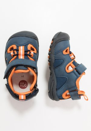 PEPPER - Walking sandals - navy