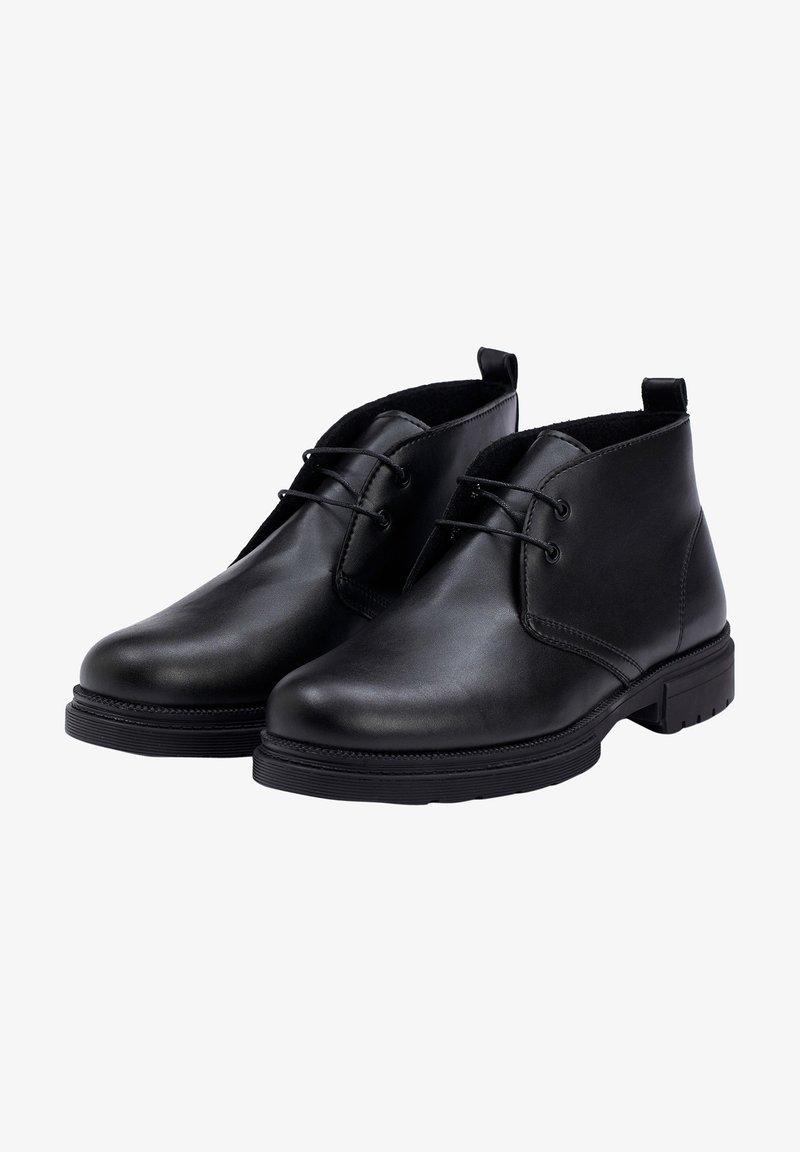 DeFacto - Casual lace-ups - black