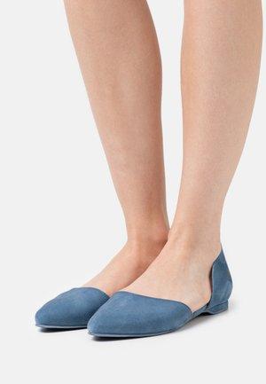 BLONDIE - Ballet pumps - blue