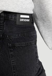 Dr.Denim - NORA - Jeans baggy - retro black - 4