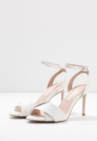 Dorothy Perkins - BETH ORIGAMI DRESSY - High heeled sandals - white - 4