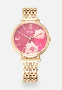 Fossil - Watch - rosegold-coloured - 0