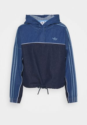 HOODIE - Denim jacket - bahia blue/indigo