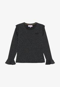 Vingino - JATITIA - Long sleeved top - deep black - 3