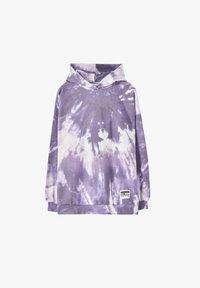 PULL&BEAR - Bluza z kapturem - purple - 5