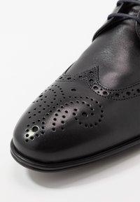 Lloyd - MORTON - Smart lace-ups - schwarz - 5
