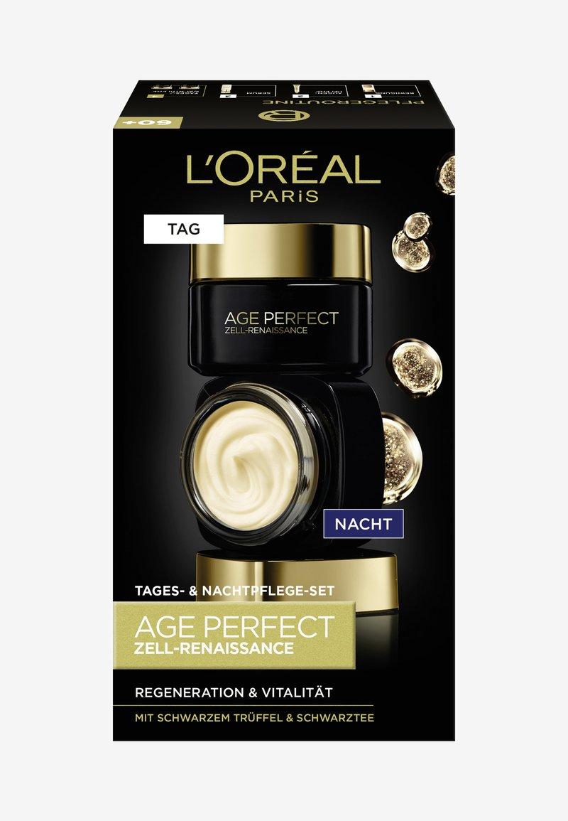 L'Oréal Paris Skin - AGE PERFECT ZELL-RENAISSANCE TAG UND NACHT GESICHTSPFLEGE-SET - Skincare set - -