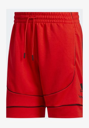 CROSS UP 365 SHORTS - Sports shorts - red