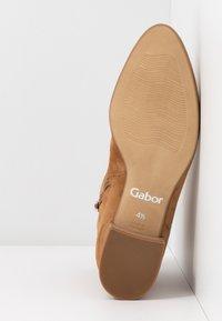Gabor Comfort - Støvletter - sattel - 6