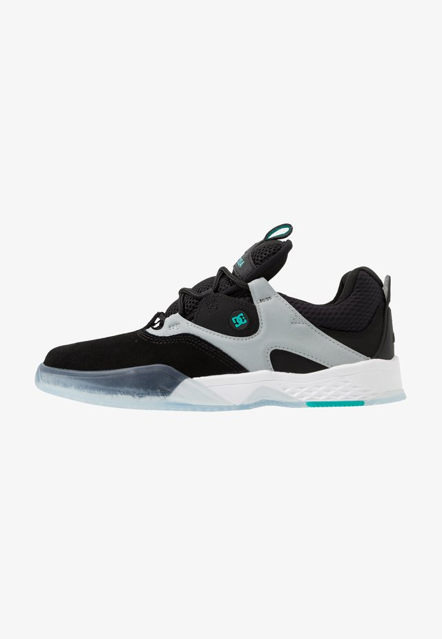 KALIS  - Chaussures de skate - black/green/grey