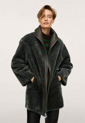Short coat - kaki