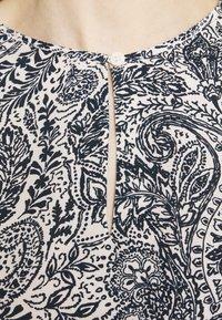 Esprit - FLUENT - Bluzka z długim rękawem - off white - 5
