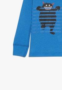 ODLO - CREW NECK WARM TREND  - Långärmad tröja - directoire blue - 3