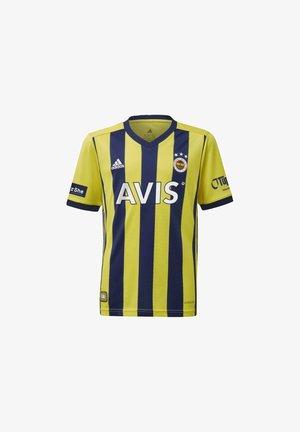 FEN FENERBAHCE HOME AEROREADY JERSEY - Club wear - yellow