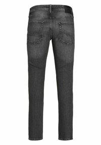 Jack & Jones - TIM  - Slim fit jeans - black denim - 7