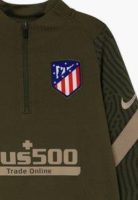 Nike Performance - ATLETICO MADRID  - Club wear - cargo khaki - 3
