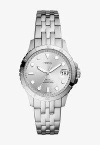 Fossil - Watch - silberfarben - 0