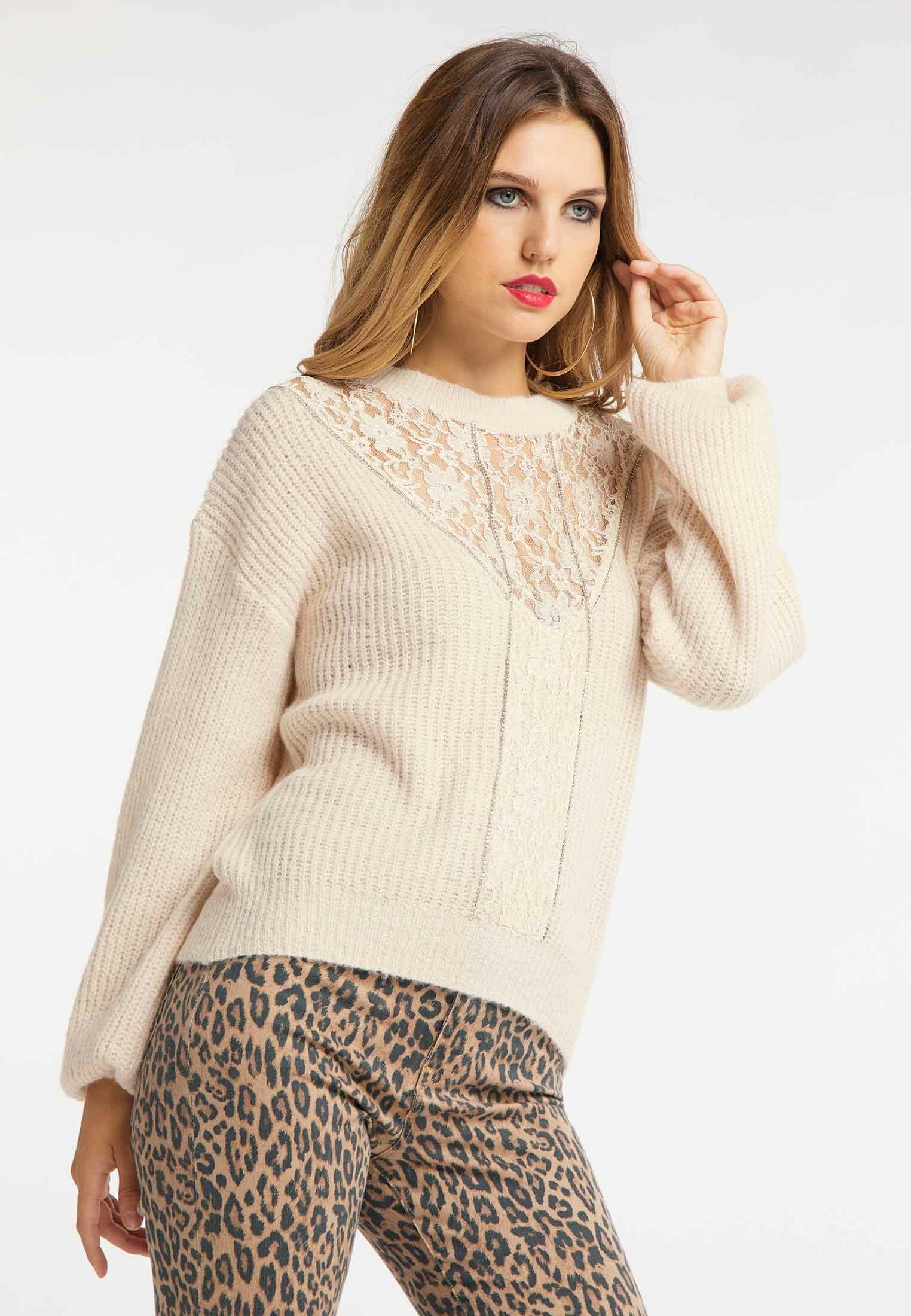Low Cost Women's Clothing faina Jumper beige ztC5Rymmf