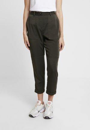 CARGO TROUSER - Trousers - dark green