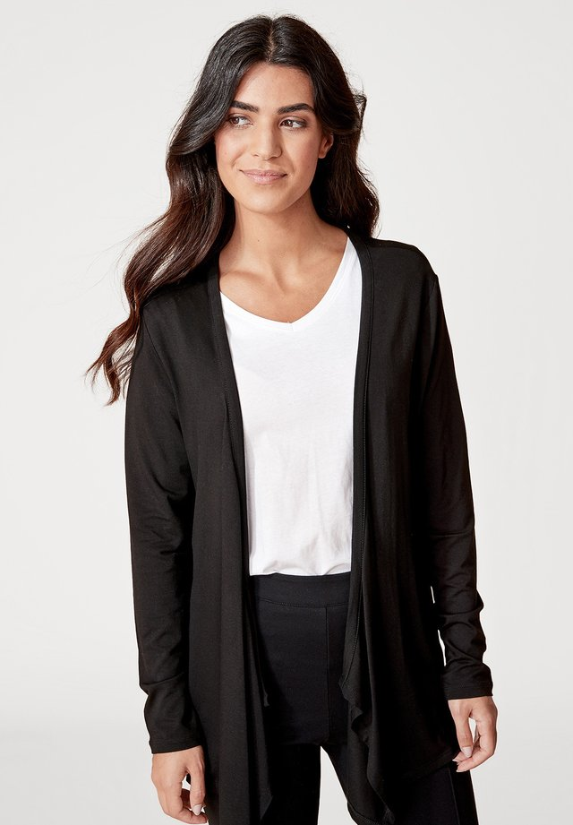 ZINNA - Cardigan - black