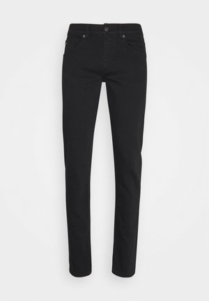 JAY SOLID STRETCH - Slim fit jeans - black